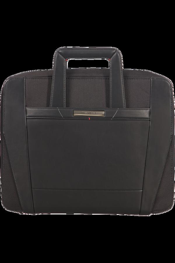 Samsonite Stationery Pro-Dlx 5 Zip Folder A4 Ret H+Det B  Černá