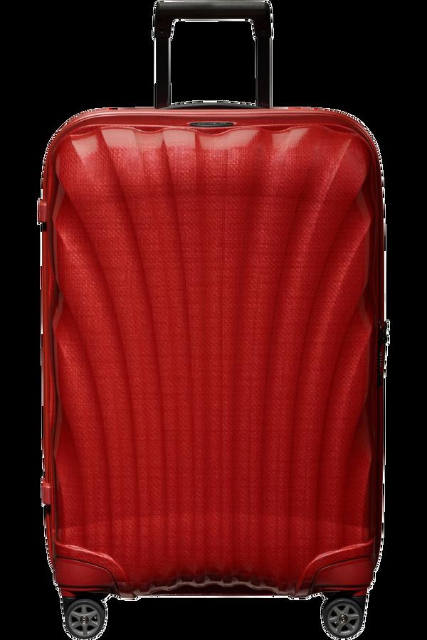 Samsonite C-Lite Spinner 69cm  Chili červená