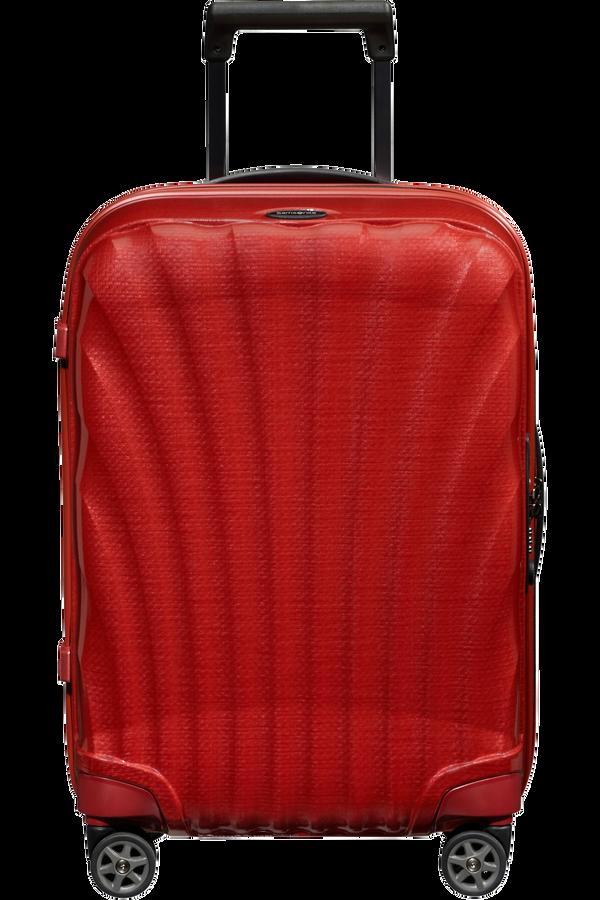 Samsonite C-Lite Spinner 55cm  Chili červená