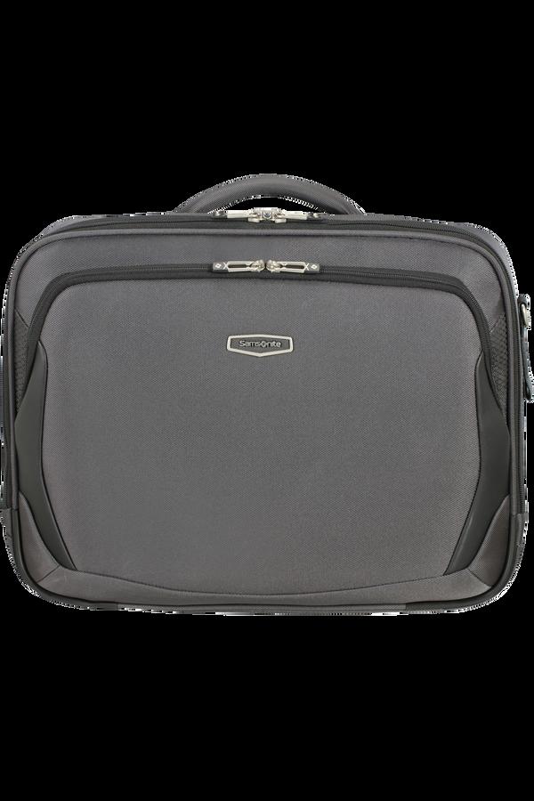 Samsonite X'blade 4.0 Laptop Shoulder Bag  Šedivá/černá