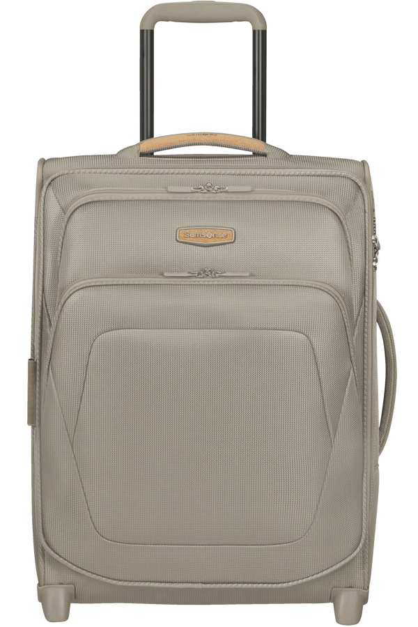 Samsonite Spark Sng Eco Upright Expandable Length 40cm 55cm  Písková
