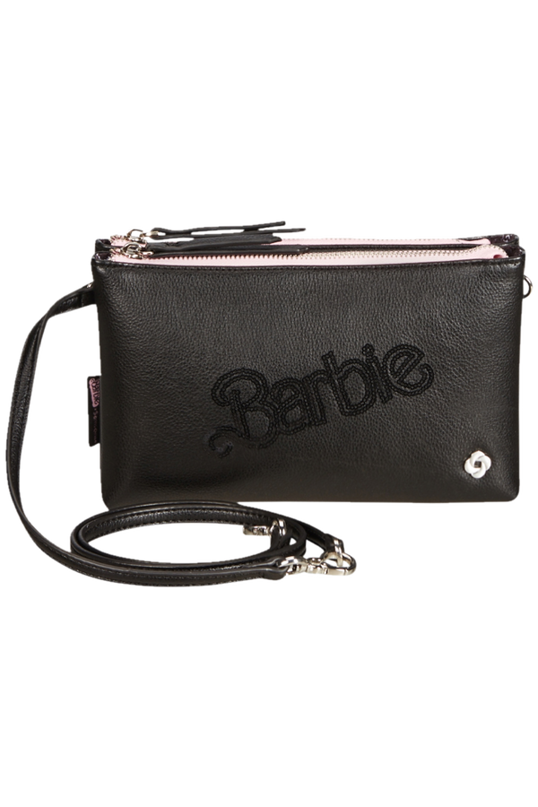 Samsonite Neodream Barbie Shoulder Bag Barbie  Barbie Logo Black