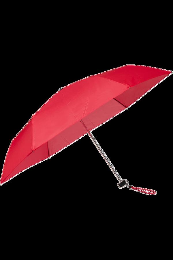 Samsonite Rain Pro 3 Sect.Ultra Mini Flat  Raspberry Rose