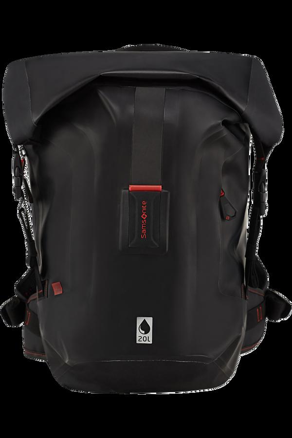 Samsonite Paradiver Perform Laptop Backpack L 15.6inch Černá