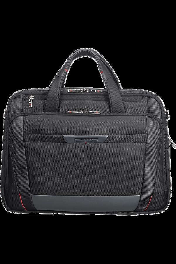 Samsonite Pro-Dlx 5 Laptop Bailhandle Expandable  43.9cm/17.3inch Černá
