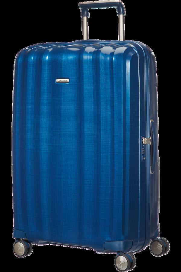 Samsonite Lite-Cube Spinner(4 kolečka) 82cm, Elektrická modrá