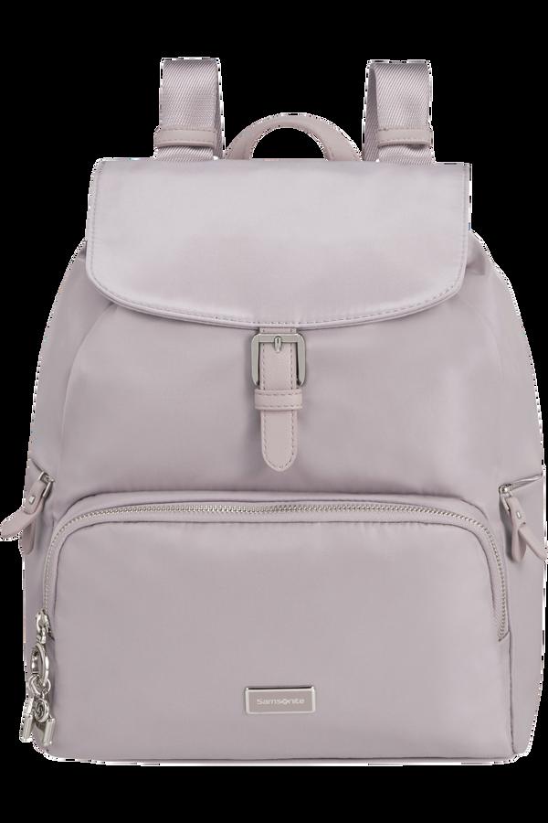 Samsonite Karissa 2.0 Backpack 3 Pockets 1 Buckle  Perlová fialová