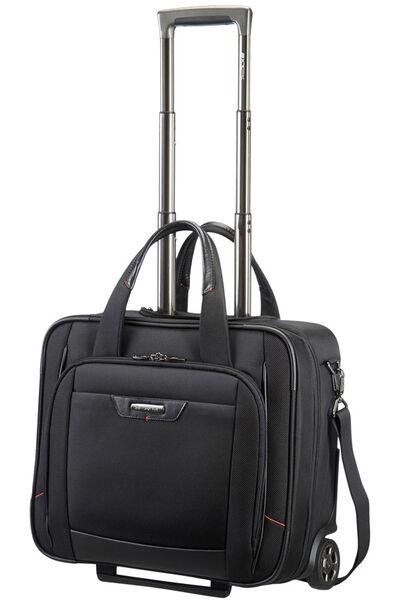 Pro-DLX 4 Business Taška na notebook s kolečky Černá