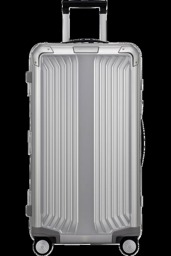 Samsonite Lite-Box Alu Trunk 74cm  Hlíníková stříbrná