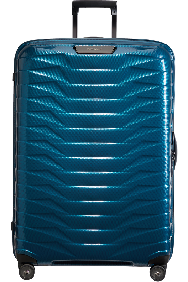 Samsonite Proxis Spinner 81cm  Petrolejová modrá