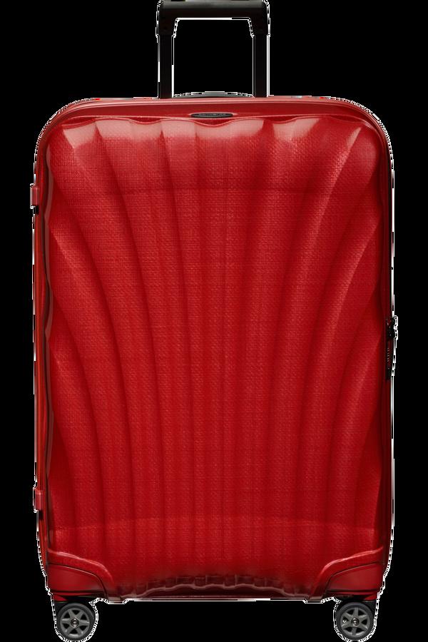Samsonite C-Lite Spinner 75cm  Chili červená
