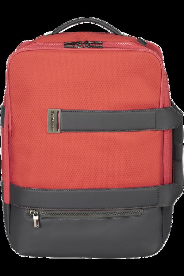 Samsonite Zigo 3-Way Shoulder Bag Expandable L  Oranžová