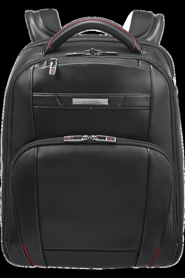Samsonite Pro-Dlx 5 Lth Laptop Backpack  14.1inch Černá