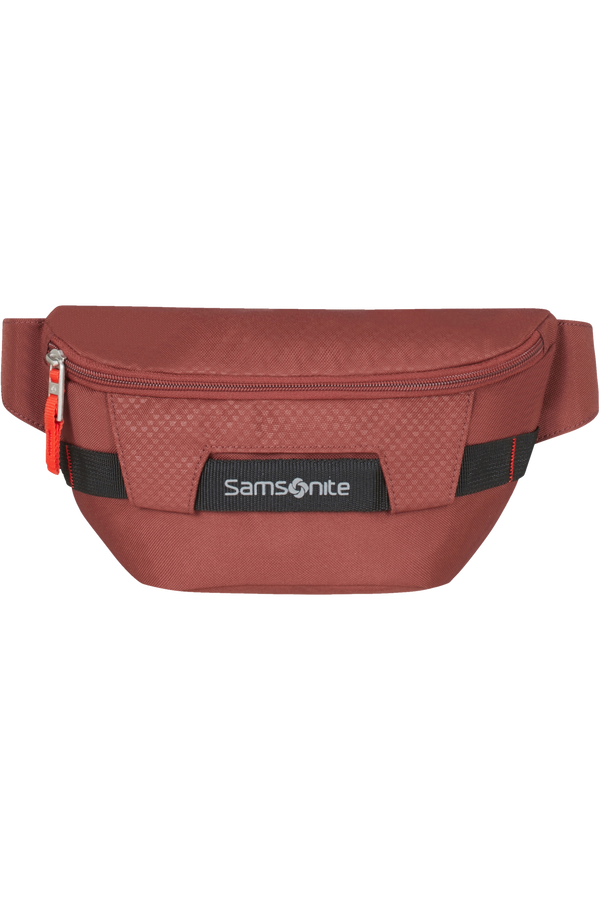 Samsonite Sonora Belt Bag  Barn Red