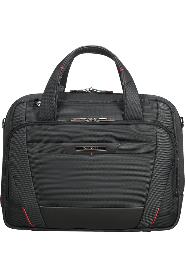 Samsonite Pro-Dlx 5 Laptop Bailhandle  35.8cm/14.1inch Černá