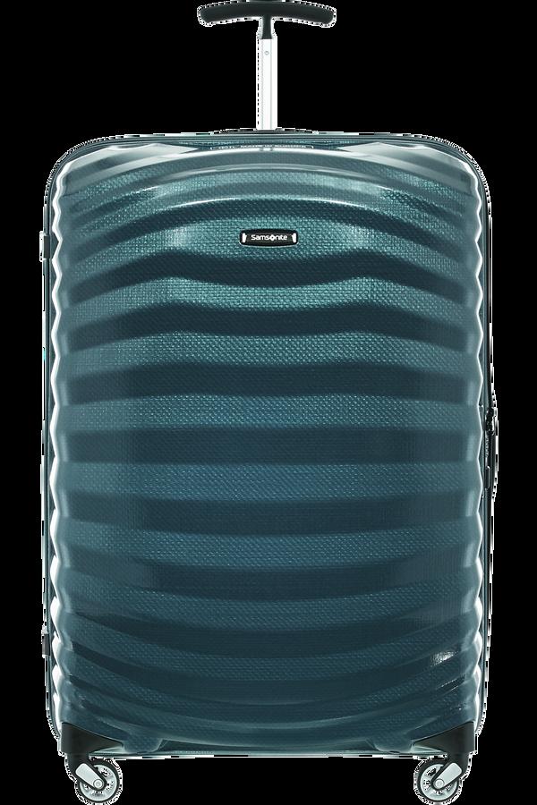 Samsonite Lite-Shock Spinner(4 kolečka) 75cm, Petrolejová modrá
