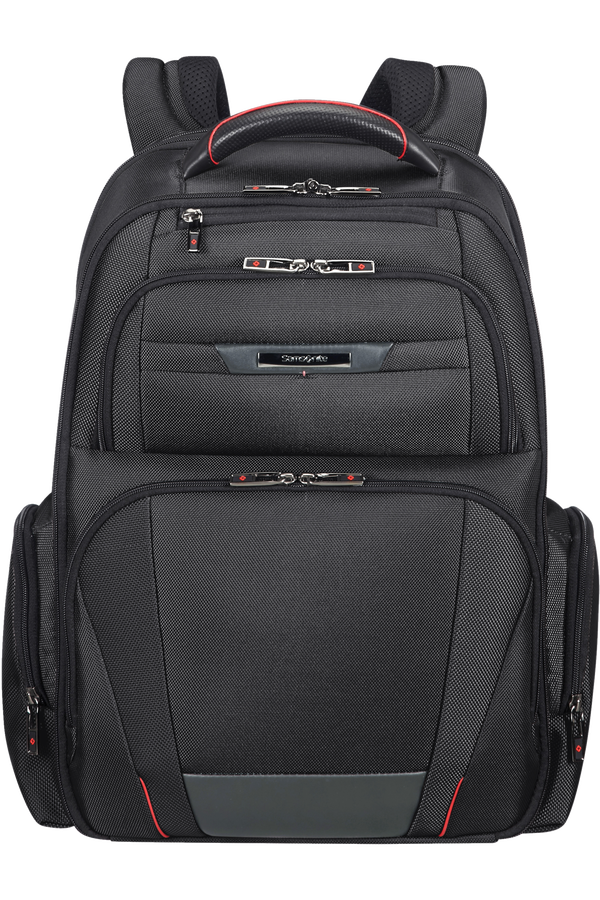 Samsonite Pro-Dlx 5 Laptop Backpack 3V Expandable  43.9cm/17.3inch Černá