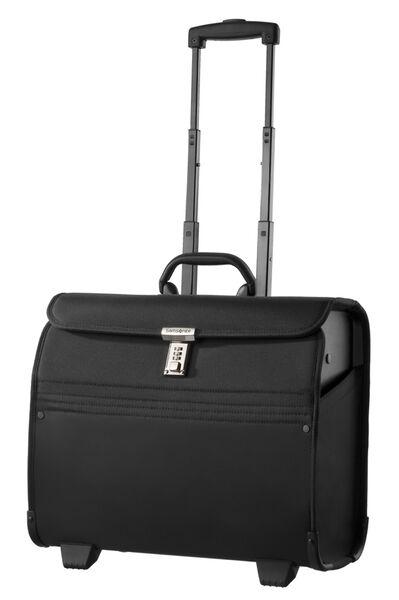 Transit² Pilotní kufřík Černá