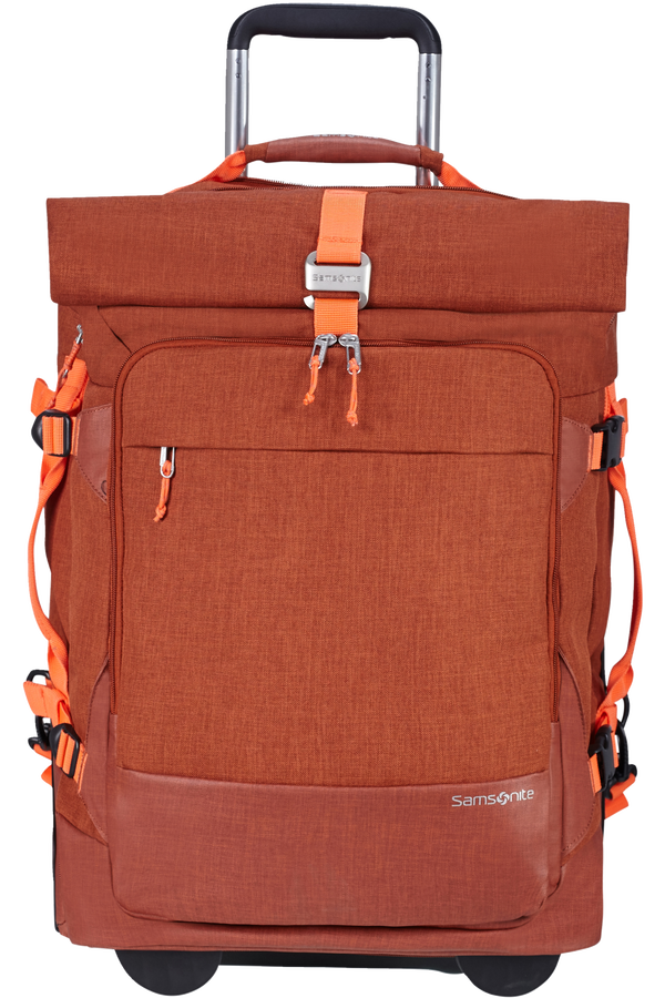 Samsonite Ziproll Duffle/Wh 55/20 Backpack  Oranžová