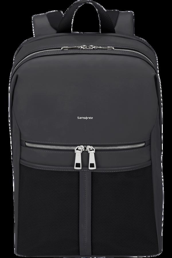 Samsonite Activ-Eight Zippered Backpack 15.6'  Černá