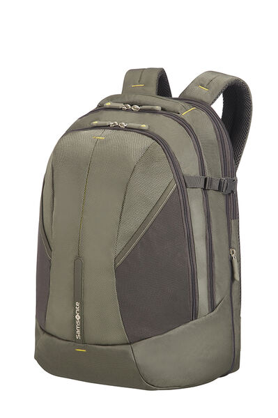 4Mation Batoh na notebook L Olive/Yellow