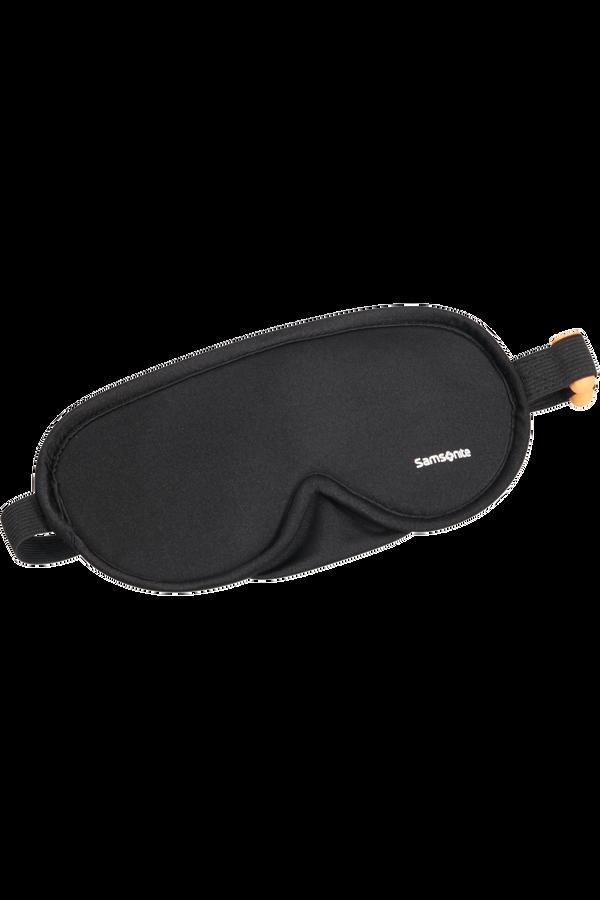 Samsonite Global Ta Eye Mask and Earplugs  Černá