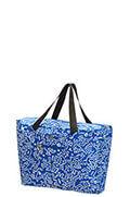 Travel Accessories Nákupní taška Grafitová modrá