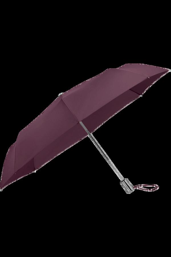 Samsonite Rain Pro 3. Sect. Auto O/C  Dark Aubergine