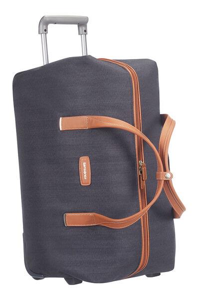 Lite DLX Taška s kolečky rozšiřitelná 55cm Půlnoční modrá