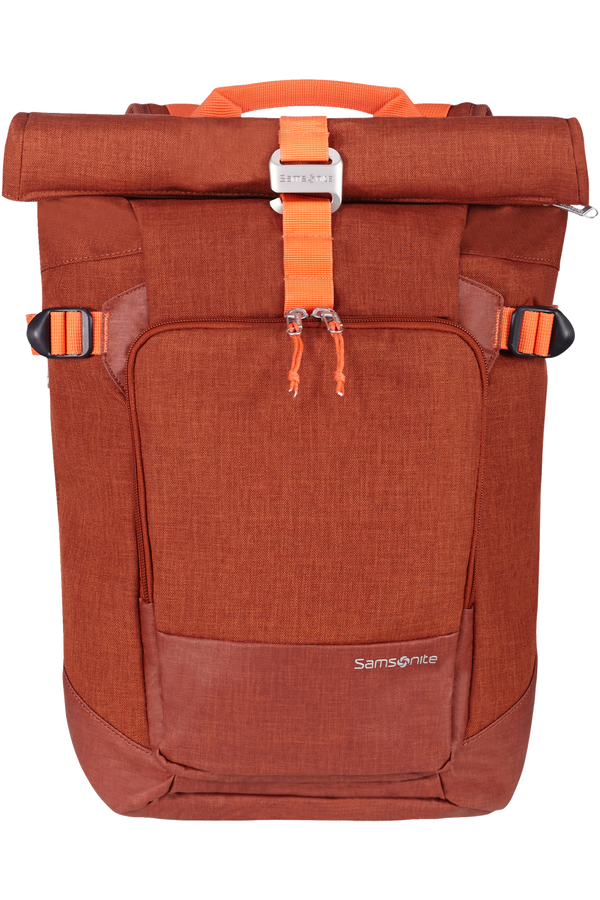 Samsonite Ziproll Laptop Backpack S  Oranžová