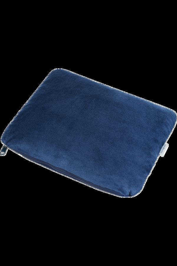 Samsonite Global Ta Reversible Pillow Půlnoční modrá