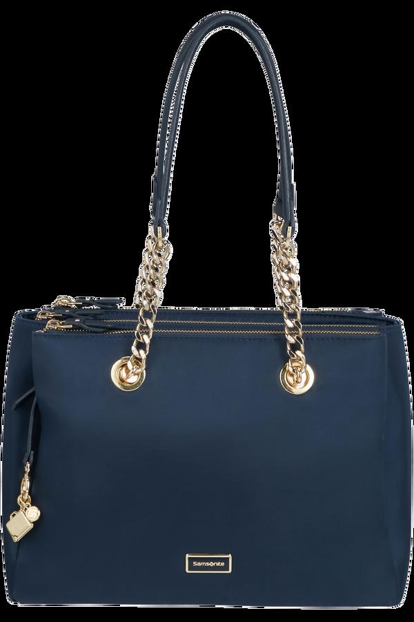 Samsonite Karissa 2.0 Shopping Bag 3 Compartments  Půlnoční modrá