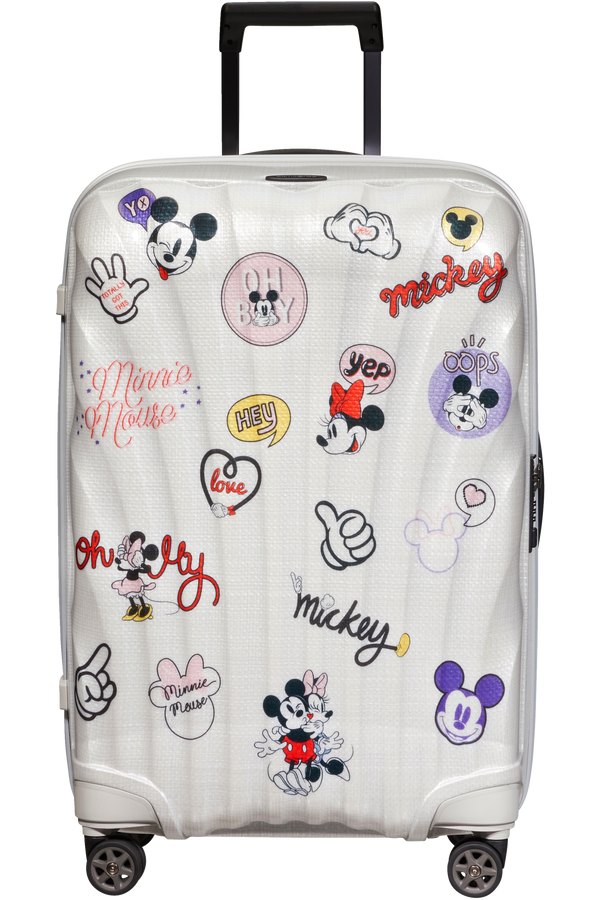 Samsonite C-Lite Disney Spinner Disney 69cm  Minnie/Mickey Stickers