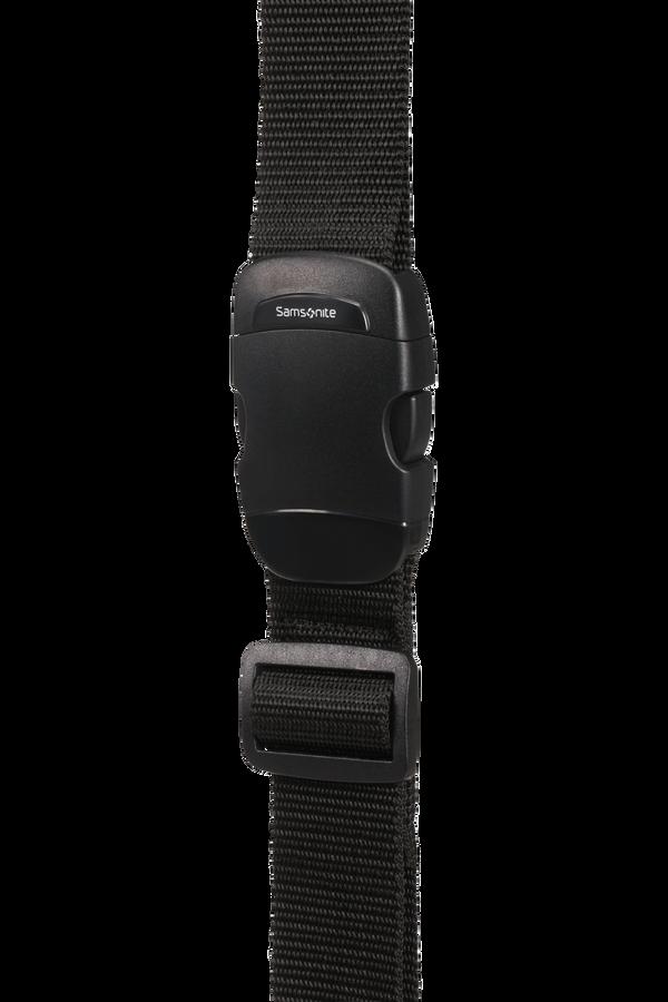 Samsonite Global Ta Luggage Strap 38mm Černá