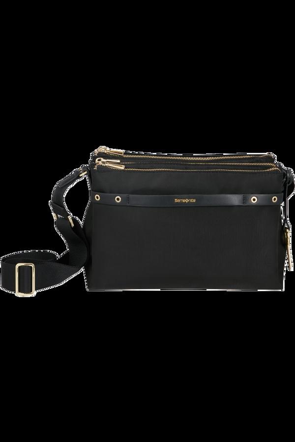 Samsonite Skyler Pro Travel Shoulder Bag  Černá
