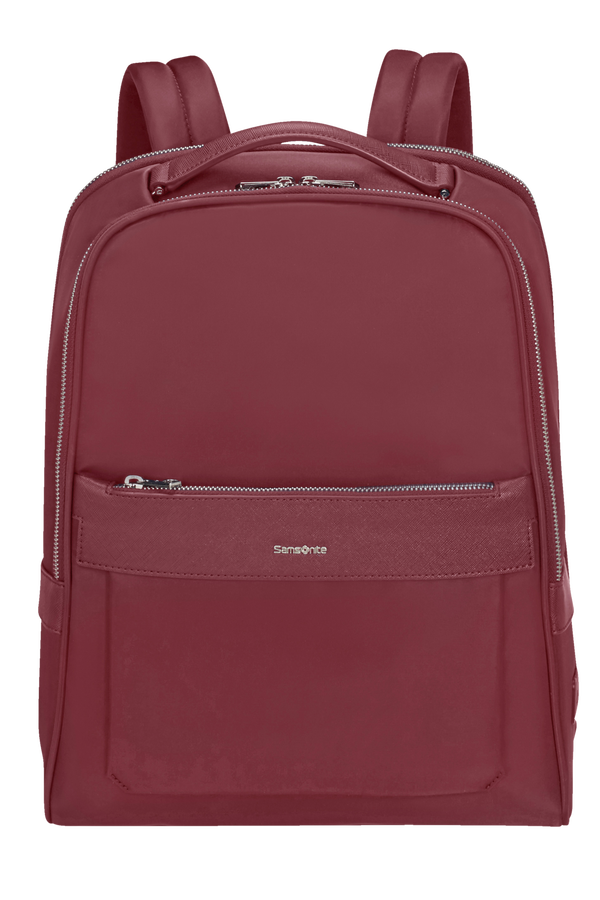 Samsonite Zalia 2.0 Backpack 14.1'  Bordová červená