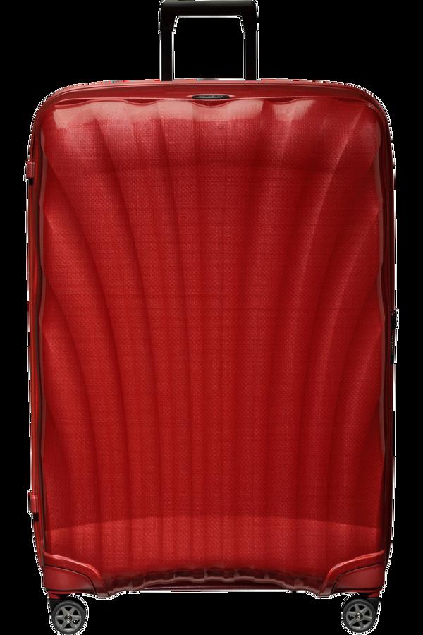 Samsonite C-Lite Spinner 86cm  Chili červená