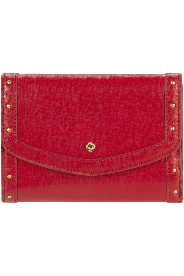 Samsonite Elizabeth I Slg Wallet M  Scarlet Red