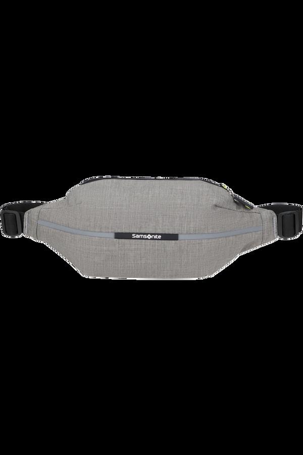Samsonite Securipak Waist Bag  Cool Grey