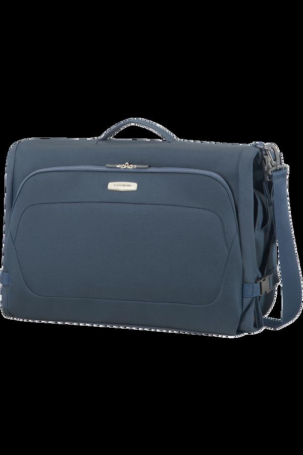 Samsonite Spark SNG Tri-Fold Taška na oblek  Modrá
