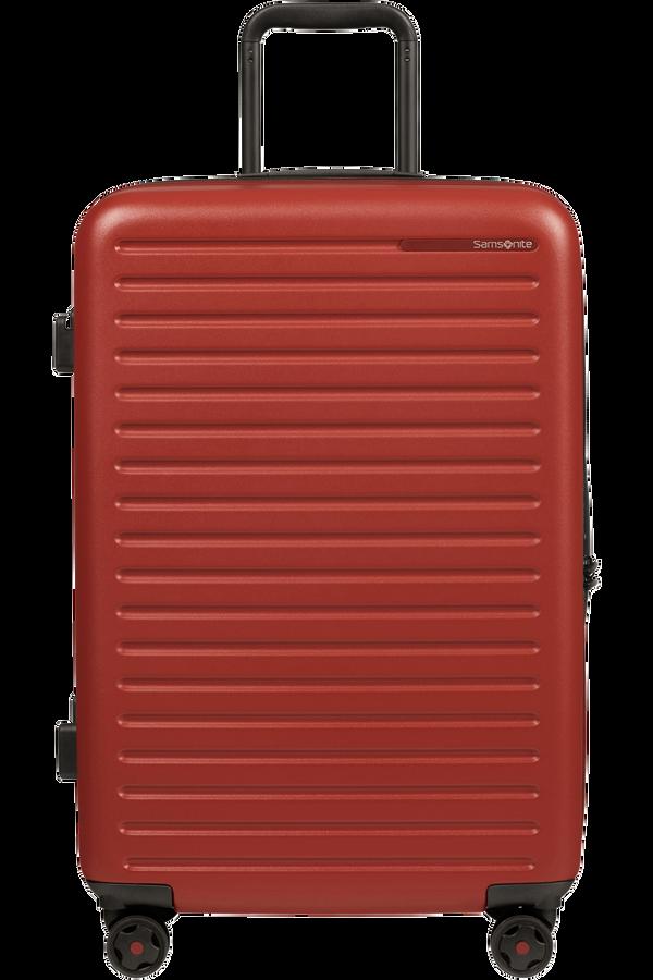 Samsonite Stackd Spinner 68cm  Červená