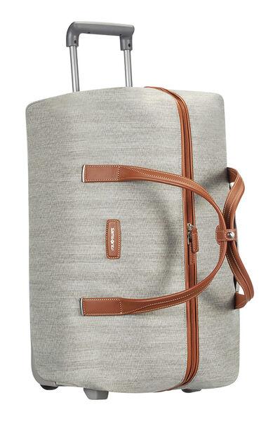 Lite DLX Taška s kolečky rozšiřitelná 55cm Popelavá šedá