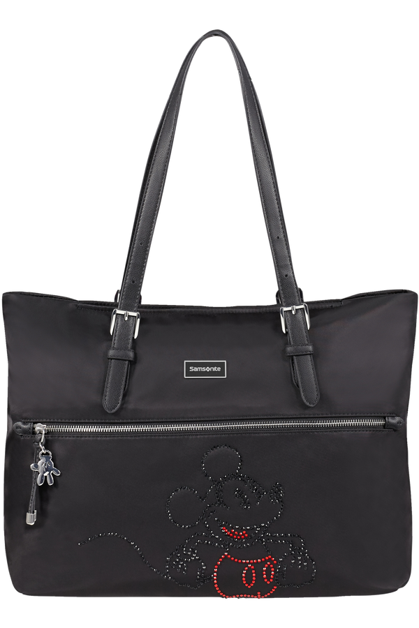 Samsonite Karissa Disney Shopping Bag Disney M  Mickey True Authentic