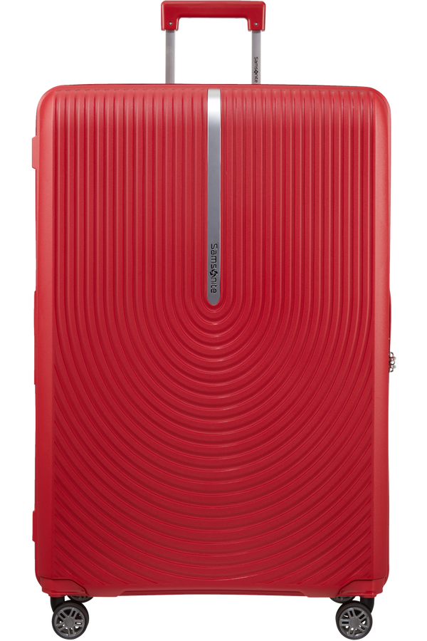 Samsonite Hi-Fi Spinner Expandable 81cm  Červená