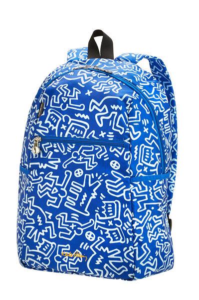 Travel Accessories Batoh Grafitová modrá