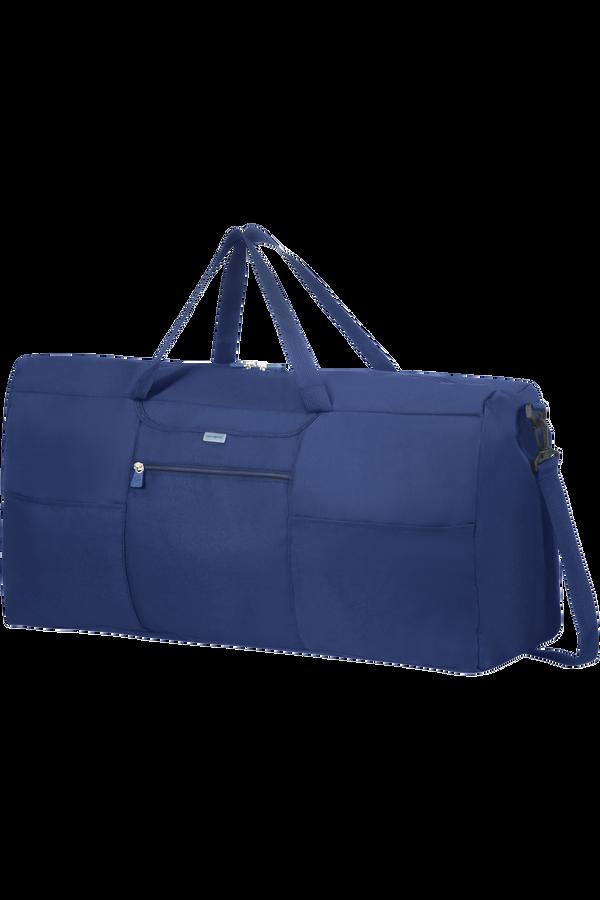 Samsonite Global Ta Foldable Duffle XL  Půlnoční modrá