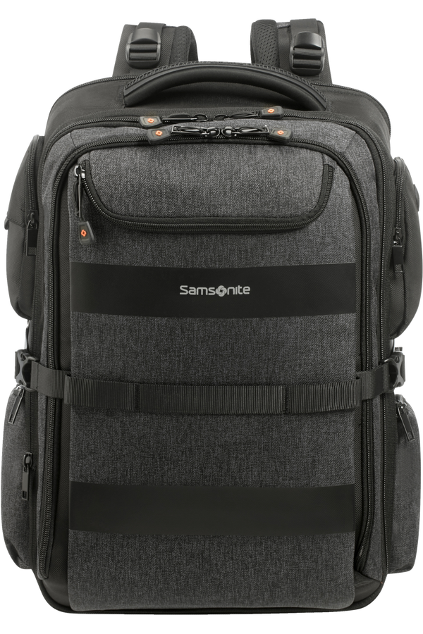 Samsonite Bleisure Backpack 17.3' Exp Overnight +  Antracitová šedá
