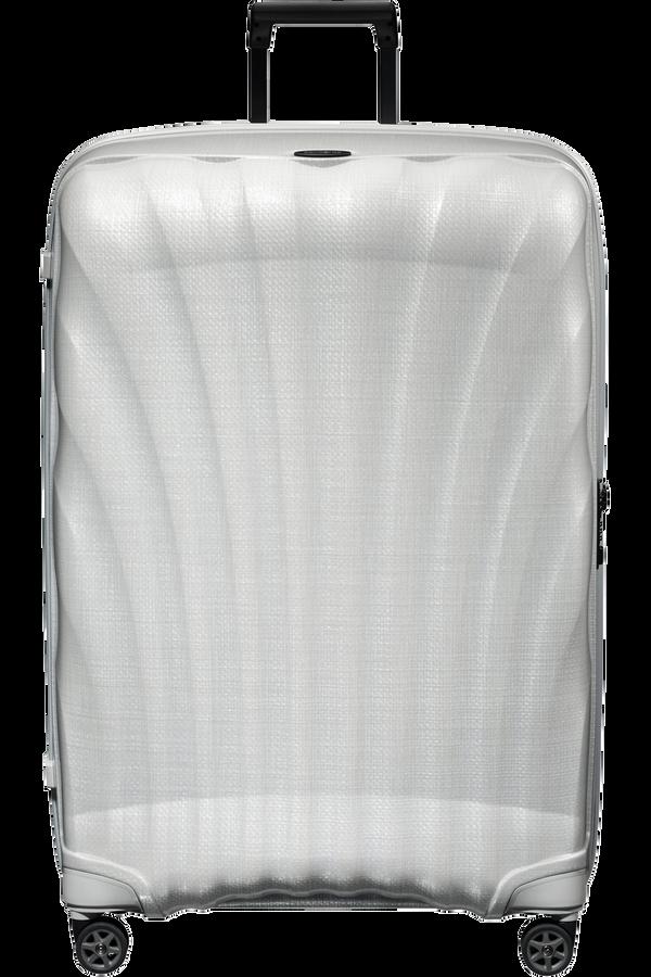 Samsonite C-Lite Spinner 86cm  Bílá