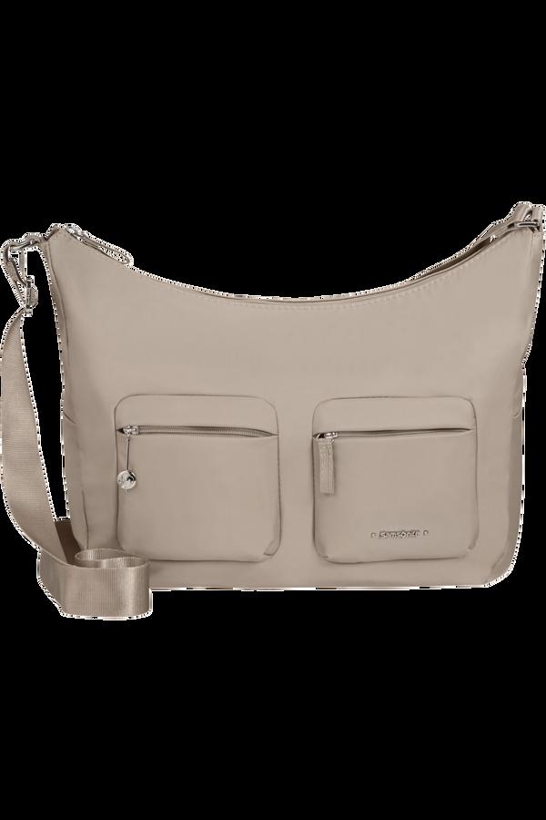 Samsonite Move 3.0 Shoulder Bag + 2 Pockets M  Světle šedá