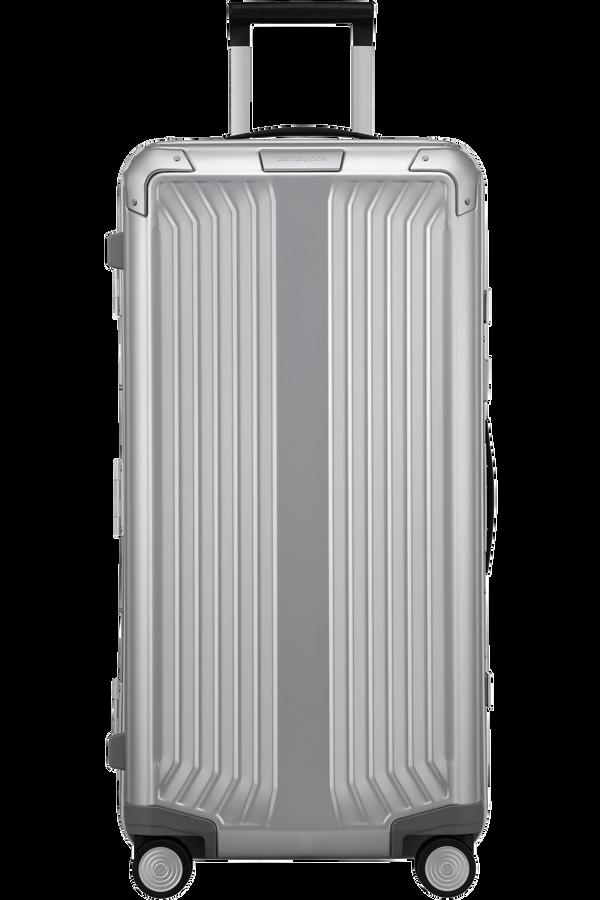 Samsonite Lite-Box Alu Trunk 80cm  Hlíníková stříbrná